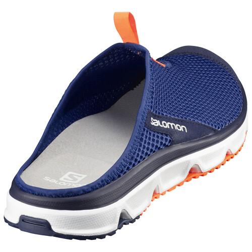 Salomon RX Slide 3.0 - Sandales Homme - bleu sur campz.fr !